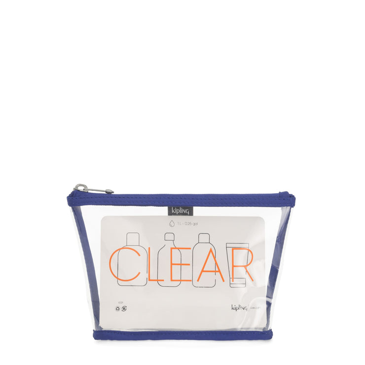 CLEARED LASER BLUE - Kipling UAE
