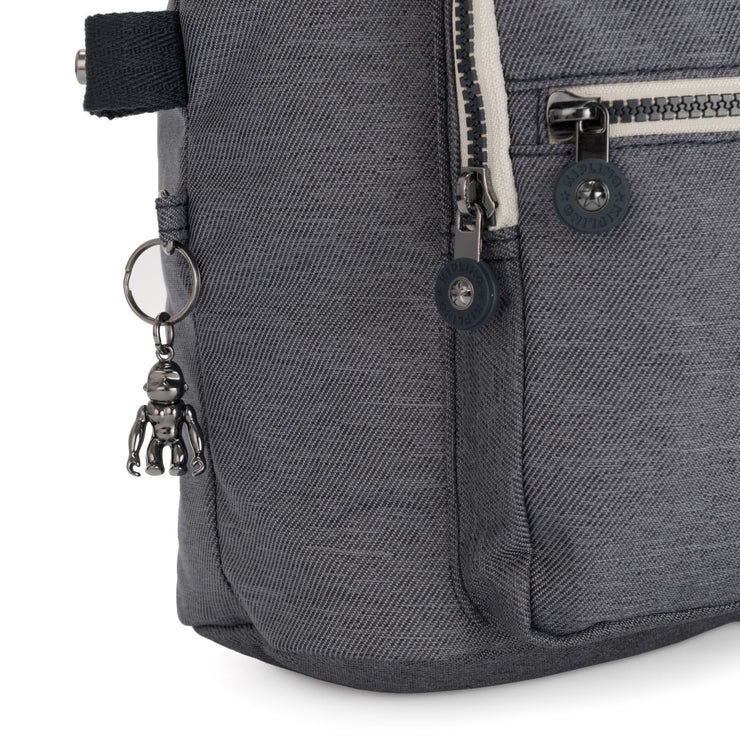 NEW ERASTO  CHARCOAL - Kipling UAE