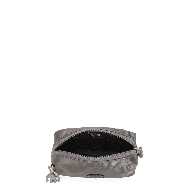 GLEAM S CARBON METALLIC - Kipling UAE