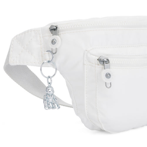 YASEMINA XL WHITE METAL O - Kipling UAE