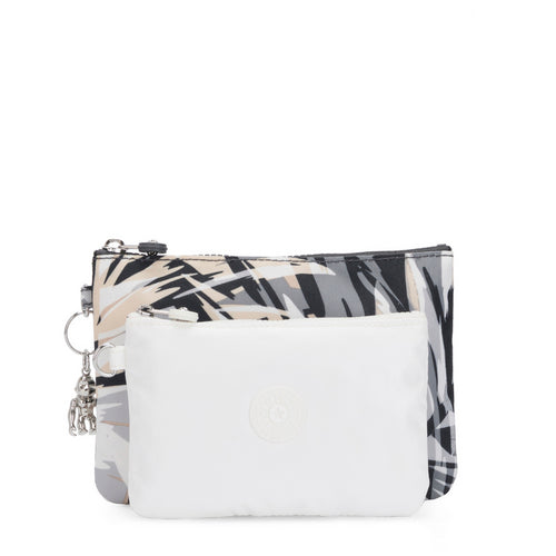 DUO POUCH URBAN PALM - Kipling UAE