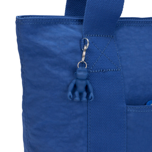 Kipling Era S Wave Blue O - Small Tote With Double Top Carry Handles - Ki5694X45