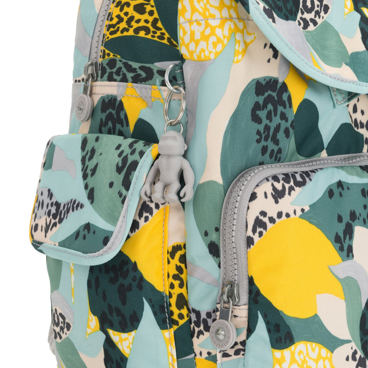 CITY PACK URBAN JUNGLE - Kipling UAE