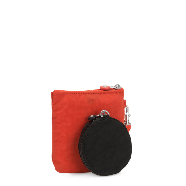 PLAYFULL PURSE FUNKY ORANGE - Kipling UAE