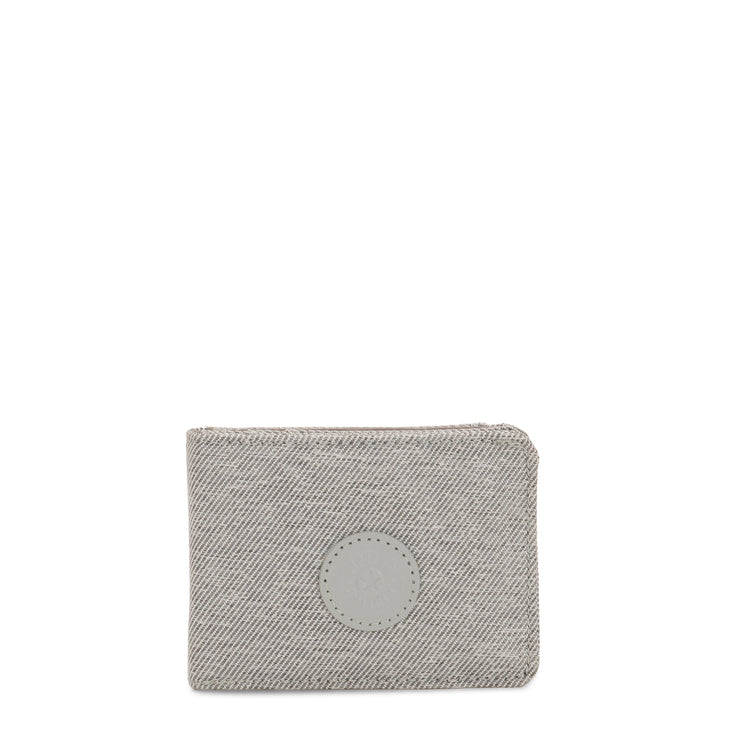 MONEY KEEPER CHALK GREY - Kipling UAE