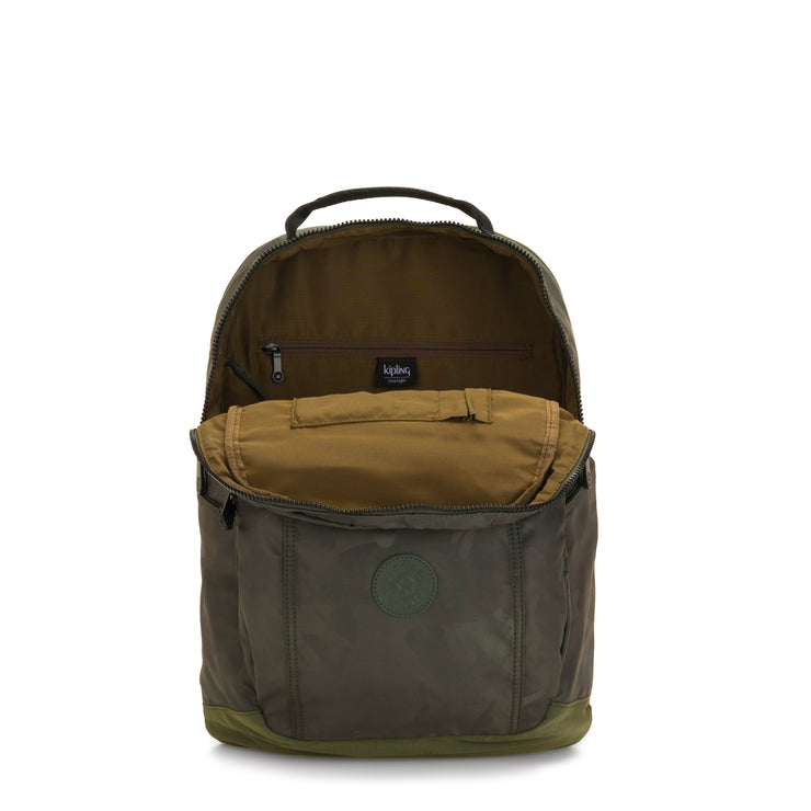 TROY SATIN CAMO - Kipling UAE