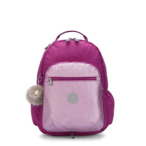 SEOUL SWITCH BRIGHT PINK SWT - Kipling UAE