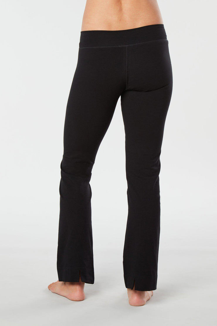 Pono Pants **Light Weight, Boot Cut Yoga Pant - Inner Waves Organics