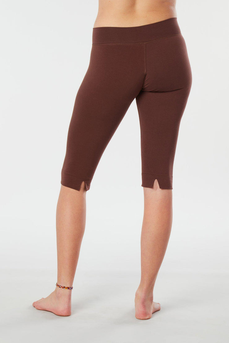 Pono Capri ~ Super Comfy light Weight Capri - Inner Waves Organics