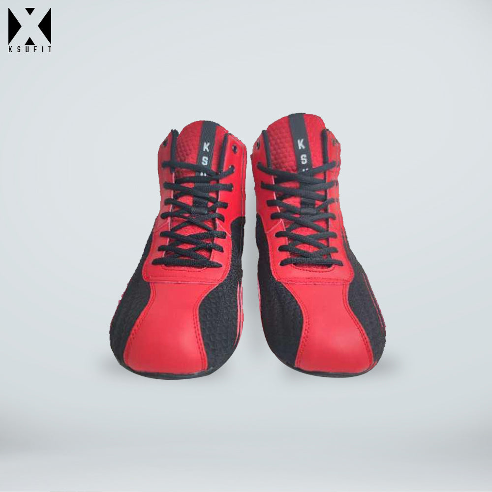 X-1 Red Camo - KSUFIT Activewear