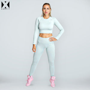 AIRSOFT SEAMLESS SET - KSUFIT Activewear