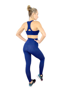 Classic Dark Blue Set - KSUFIT Activewear