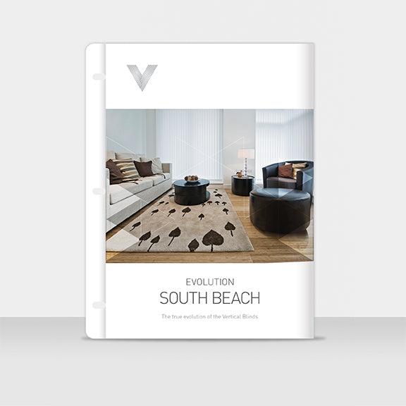 Sample Card - Evolution South Beach