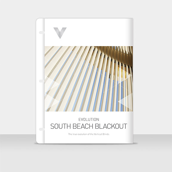 Sample Card - Evolution South Beach Blackout