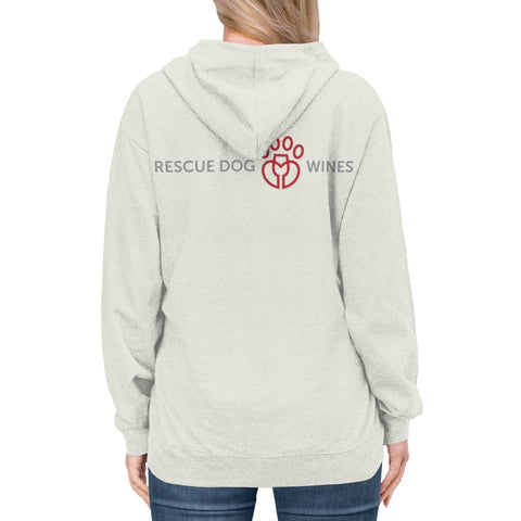 Rescue Dog Wines Unisex Lightweight Hoodie