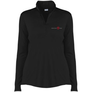 RDW Ladies' Competitor 1/4-Zip Pullover