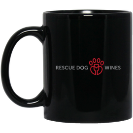 RDW 11 oz. Black Mug