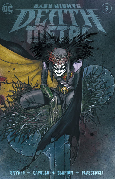 Dark Nights Death Metal #3 Peach Momoko Exclusive Variant