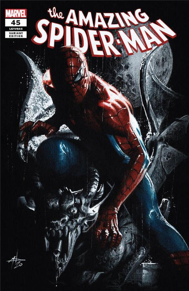 Amazing Spider-Man #45 Gabriele Dell'Otto Exclusive Variant