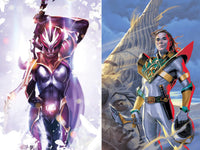 Power Rangers: Drakkon New Dawn #2 – Hal Laren Virgin Exclusive