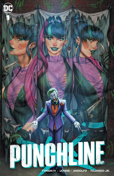 Punchline Special 1 Ryan Kincaid Limited Variant