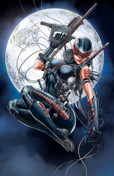 Snake Eyes Exclusive Cover