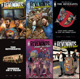 Revenants: Zombies on a Train #1