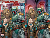 Star Wars: War of the Bounty Hunters Alpha Nauck Variant