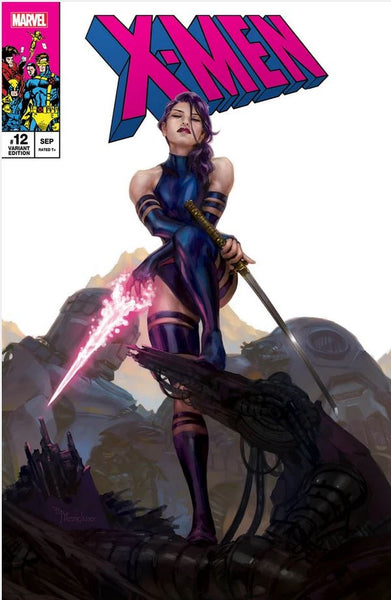X-MEN #12 Miguel Mercado Exclusive Variant