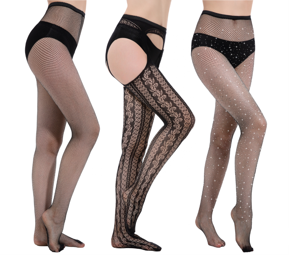 Plesheer™ 3-in-1 Pack Stockings + Free E-Book