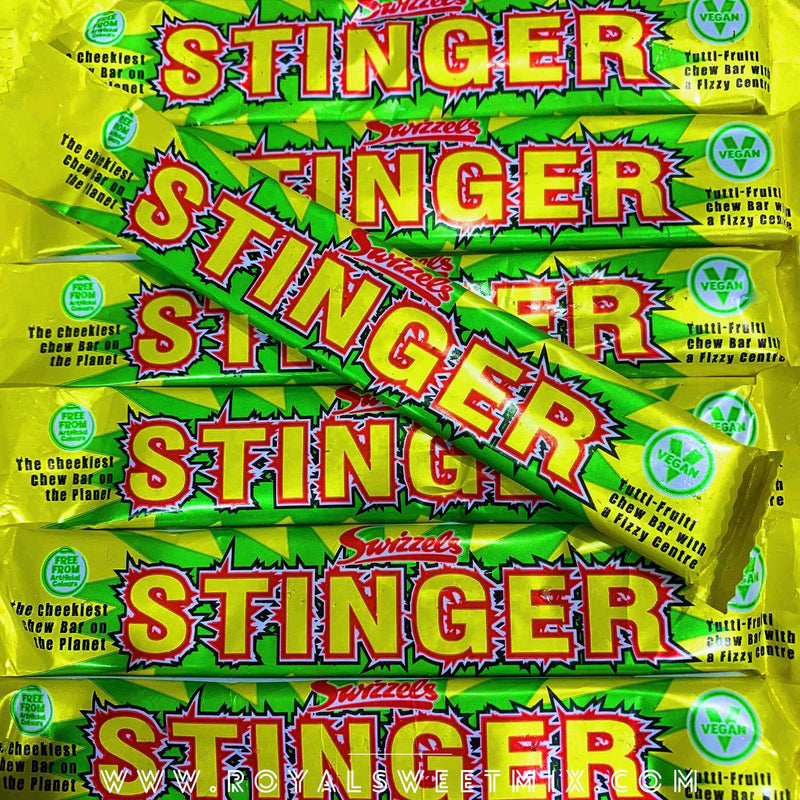 Stinger Chew Bars - X10 / X60 - Royal Sweet Mix