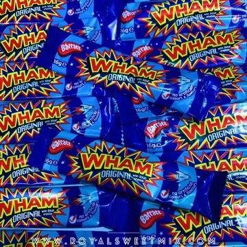 (x10) Wham Original Chew Bars