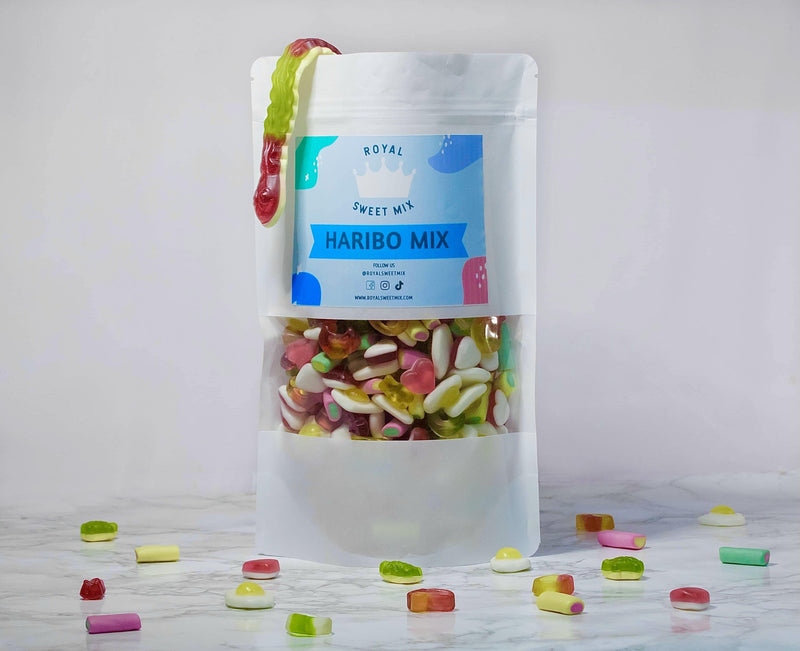 Haribo Mix Pouch - Royal Sweet Mix