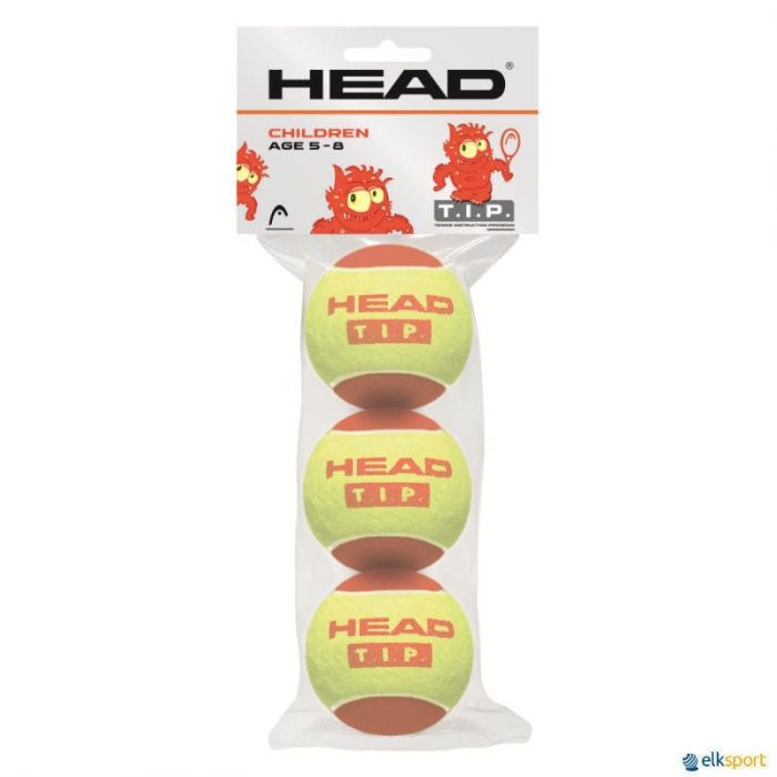 Head Tip roja