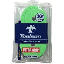 Pack 30 overgrip Toalson
