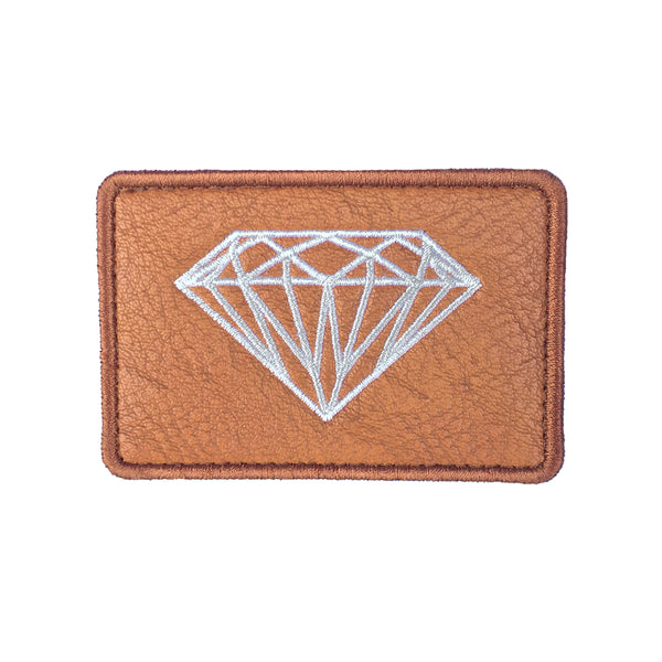 Diamond Velcro Patch (CapSlap)