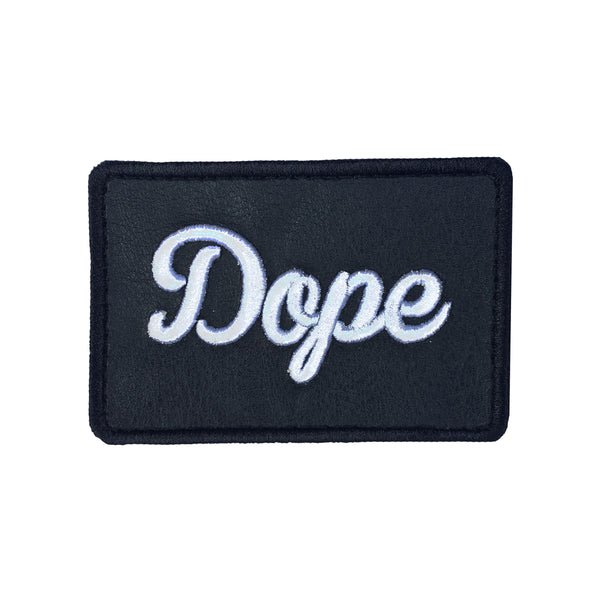 Dope Velcro Patch (CapSlap)