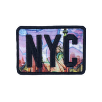 New York Graffiti Velcro Patch (CapSlap)