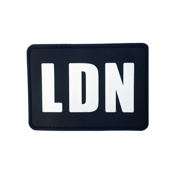 LDN London Velcro Patch (CapSlap)