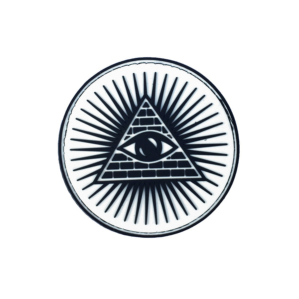Illuminati Velcro Patch (CapSlap)