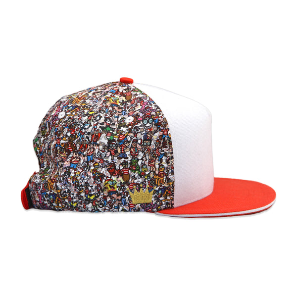 Velcro Baseball Cap CC3 Artist Edition by 'BECK' (includes 2 x Beck Velcro Patch)
