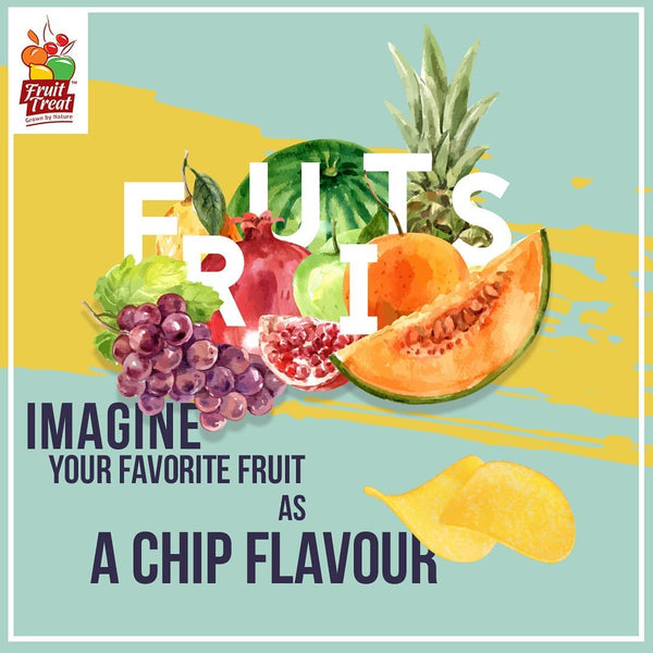 Your Favourite Fruits are Now Vacuum Fried Chips