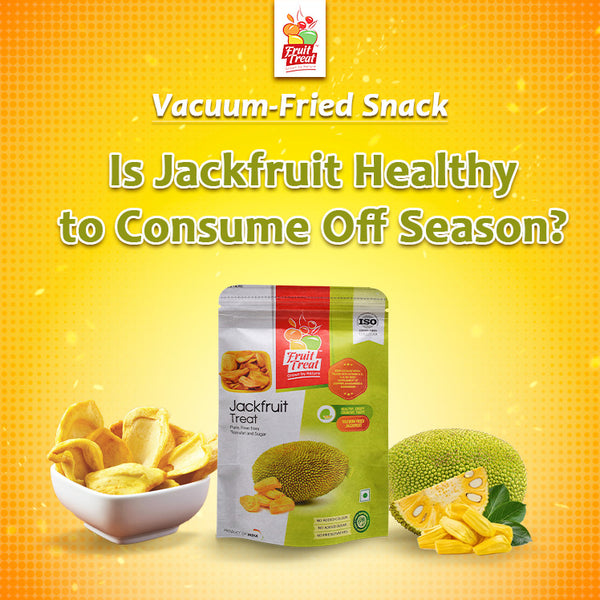 Is Jackfruit is Healthy to Consume Off Season?