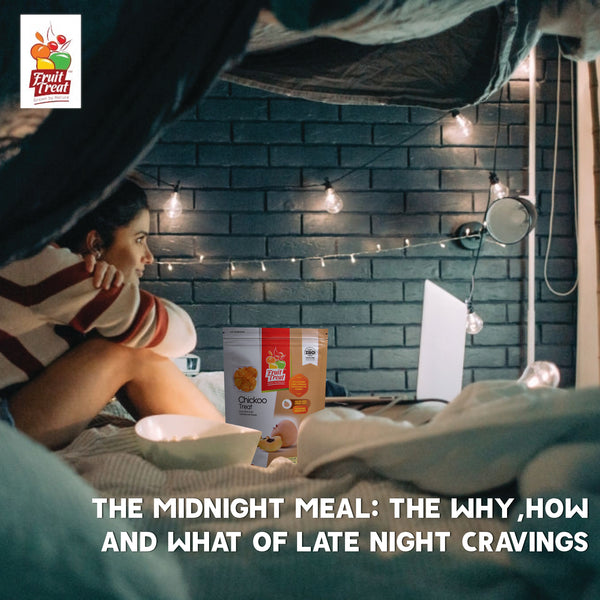 The Midnight Meal: The Why, How, and What of Late Night Cravings