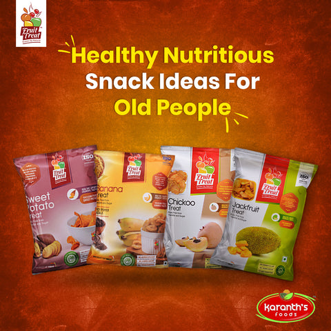 Snacks for Old People