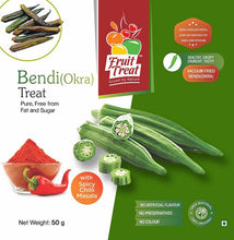 Load image into Gallery viewer, Natural Okra Treat