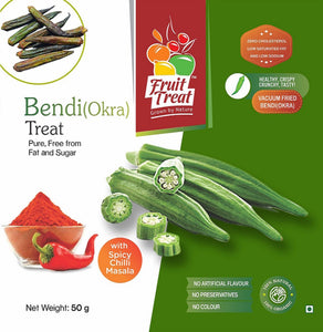 Natural Okra Treat