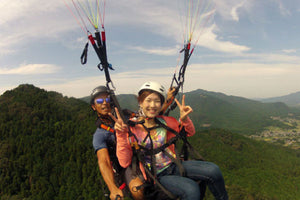 PARAGLIDER TICKET