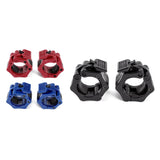1 Pair Weights For Fitness Gym Equipment Spinlock Collars Clamp Adjustable Dumbbell Bar Lifting Spin Lock New 3 Colors Portable