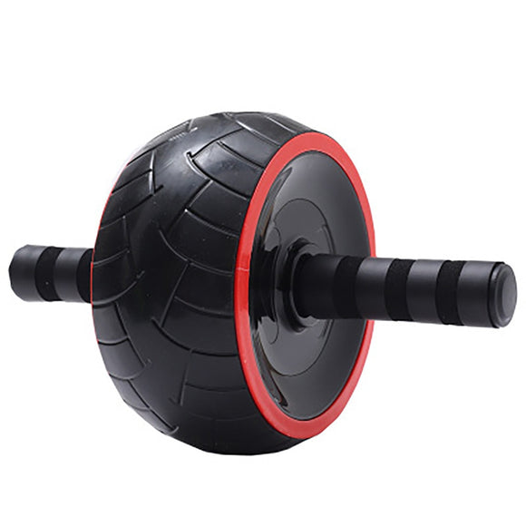 Two-Wheeled and Three-Wheeled Abdominal Exercise Abs Wheel Roller Fitness Home Sport Training Equipment Unise#g2